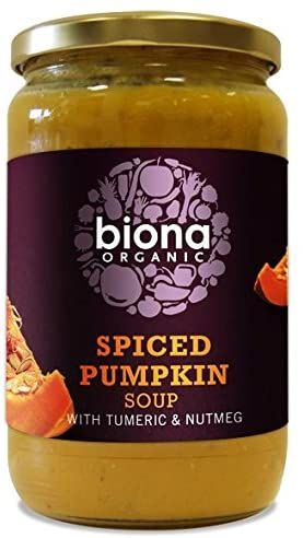 BIONA Organic Spicy Pumpkin Soup